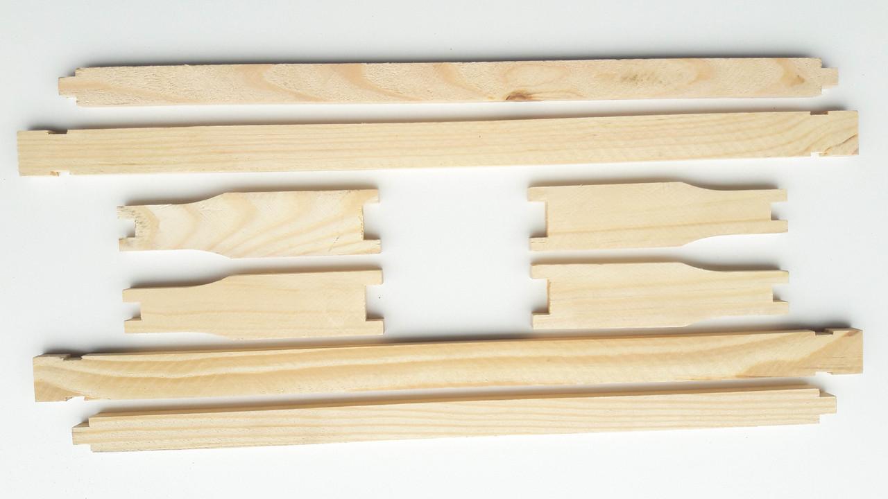 Рамки для ульев магазинная без отверстий