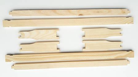 Рамки для ульев магазинная без отверстий, фото 2