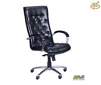 Кресло Бристоль HB Хром Механизм MB Лаки черный, фото 1