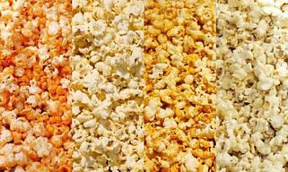 Вкусовые добавки для попкорна