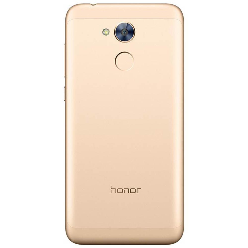 Задняя панель корпуса (Крышка) для Huawei Honor 6A (DLI-AL10) (Золотая)