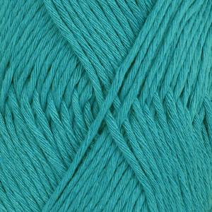 Пряжа Дропс Коттон Лайт, цвет Turquoise (14)