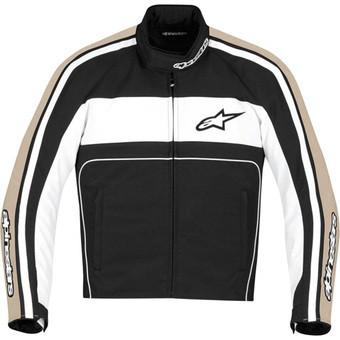 "Куртка Alpinestars T-DYNO WP ""M"" black\white\beige текстиль"