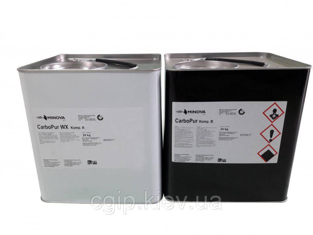 КарбоПур WХ - Двухкомпонентная полиуретановая смола CarboPUR  WХ