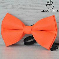 Бабочка детская (оранжевая)-оптом