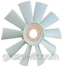 Крыльчатка вентилятора 620 мм без кольца HOWO