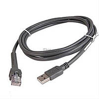 Интерфейсный кабель кабель для сканера штрих-кода (ориг.) Symbol/Zebra (CBA-U01-S07ZAR)