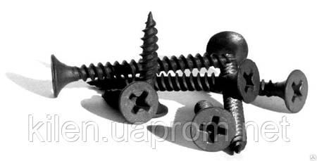Саморез 3.5х25 по металлу (100шт/уп)
