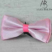 Бабочка детская (розовая)-оптом
