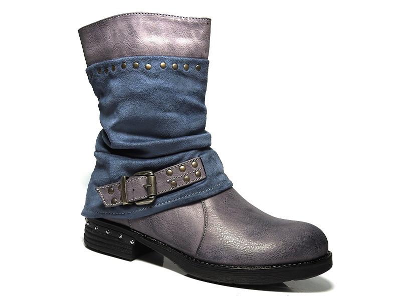Женские ботинки Fasi