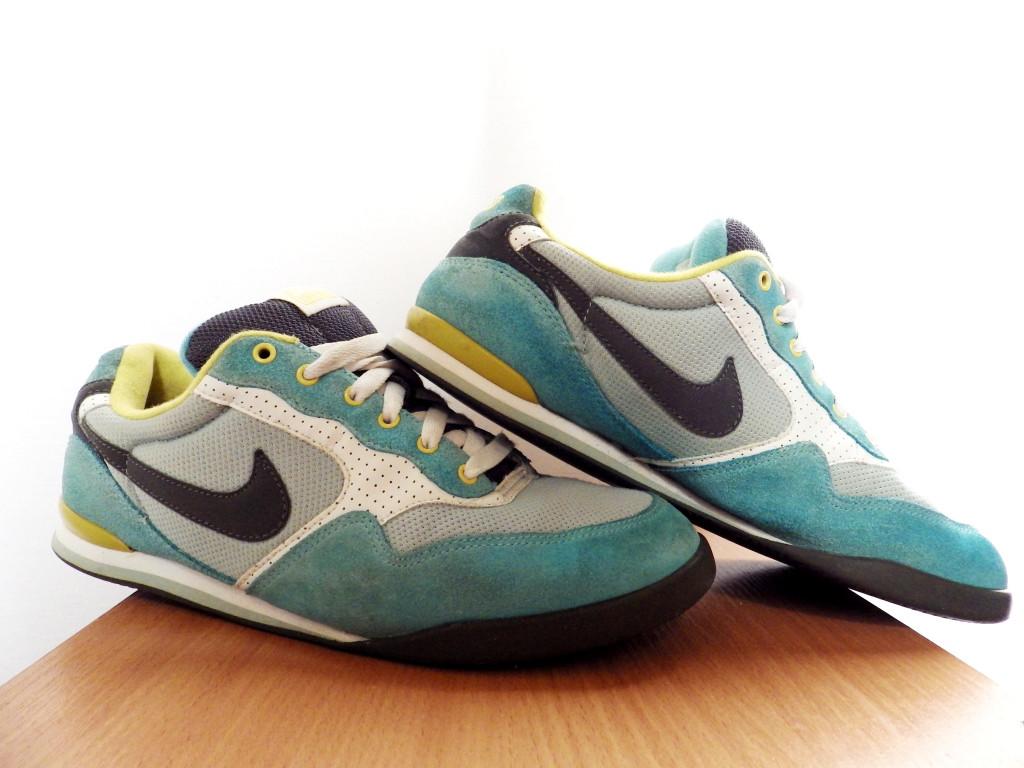 Кроссовки Nike 6.0 100% Оригинал р-р 41 (26,5 см)  (б/у,сток) мужские найк