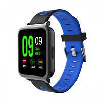 Умные часы Smart Watch UWatch SN10 Blue (hub_RZpA53406)