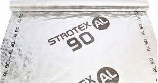 Пленка пароизоляционная Strotex Al 90 , фото 2
