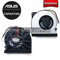 Вентилятор кулер для ноутбука ASUS N64, K52, A52B, A52BY, A52D, A52DE, A52Dr, A52DY, A52F, A52J, A52JB