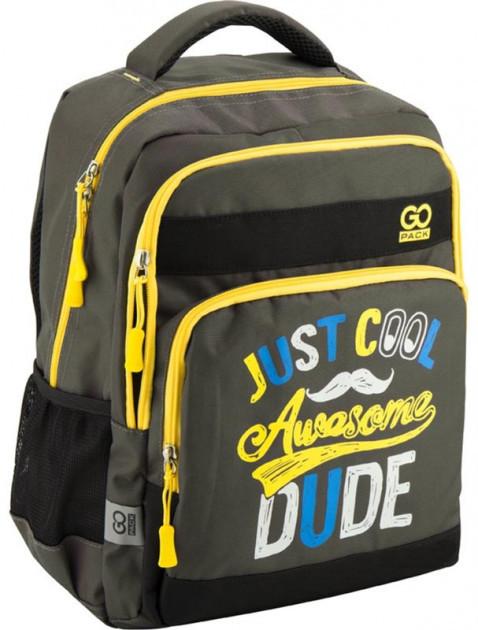 Рюкзак молодежный городской GoPack 113 GO