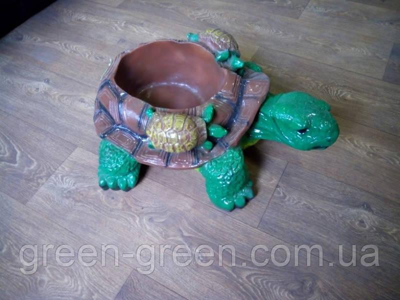 Черепаха Б цветочник