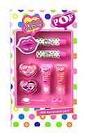 Набор блесков для губ POP, 3600210