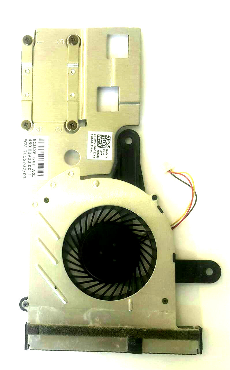 Вентилятор (кулер) для ноутбука Dell Inspiron 3551