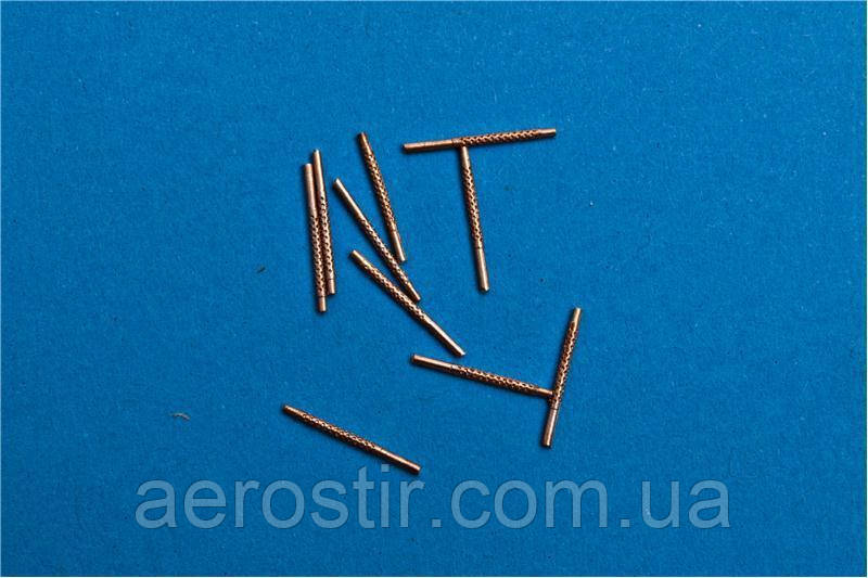 Brass Browning machine gun cal.30 barrel (10 pieces)1/72 Mini World 7231b