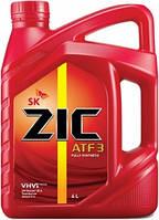 Масло трансмиссионное ZIC ATF SPIII 4л