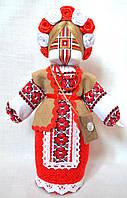 Кукла-мотанка КЛЮЙ Берегиня Дарина 25 см Разноцветная (K0002DR)
