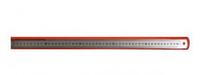 Линейка металлическая, 50см Канцелярские товары для школы Линейки для школы