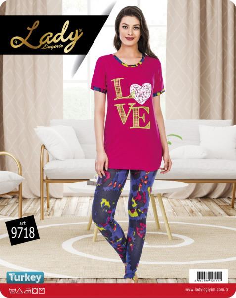Комплект женский LADY LINGERIE 9718