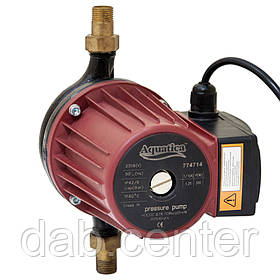 """Насос для повышения давления 270Вт Hmax 12м Qmax 47л/мин ؾ"""" 195мм + гайки ؽ"""" AQUATICA (774714)"""
