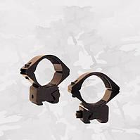 "Крепление-кольца Air Precision M2553 среднее, диаметр колец 1"" (25,4 мм), на планку ""Ласточкин хвост 11 мм"", фото 1"