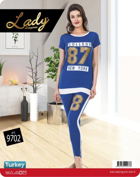 Комплект жіночий LADY LINGERIE 9702