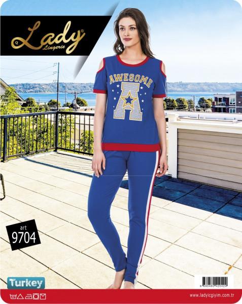 Домашний костюм женский LADY LINGERIE 9704