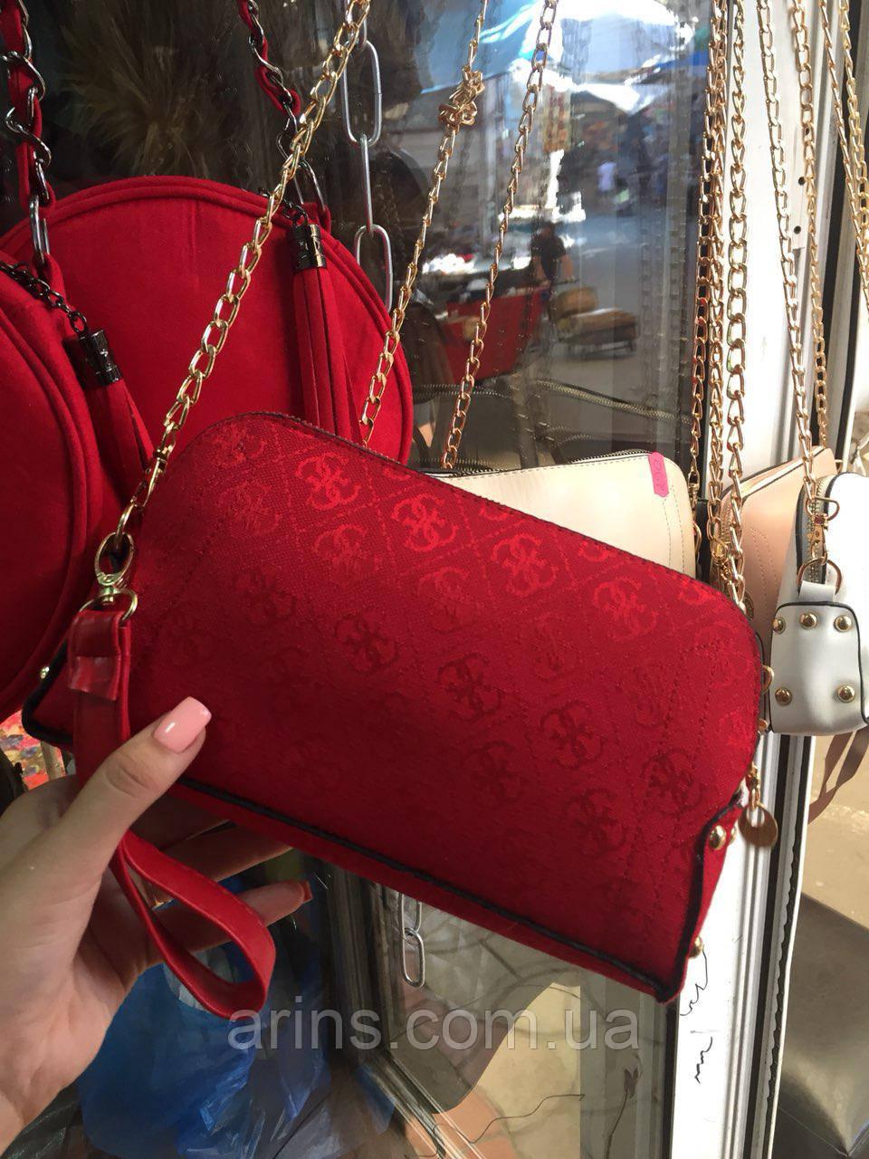 54f3cee546d6 Женская классическая сумка клатч на цепочке цвет красный производство  Турция Chanel, цена 350 грн., купить в Харькове — Prom.ua (ID#749246758)