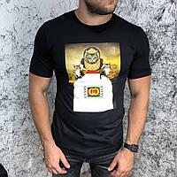Gucci T-Shirt #GucciHallucinationl Cat Print Black, фото 1