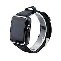 Умные часы Smart Watch UWatch X6D Black (hub_gtvi21425_my)