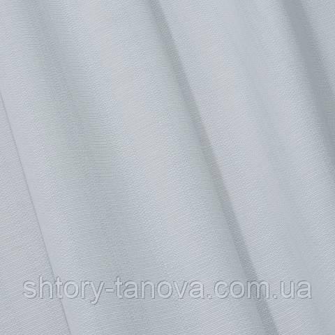 Рогожка, однотонный светло-серый