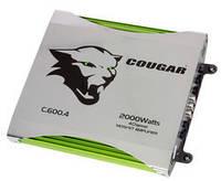Усилитель CAR AMP 600.4 Фирменный усилитель Cougar код 2596