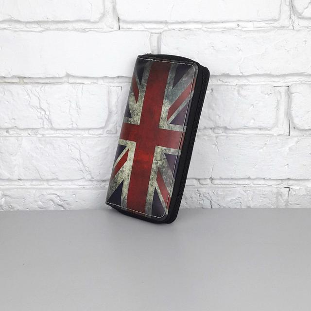 Кошелёк молодежный Британский флаг