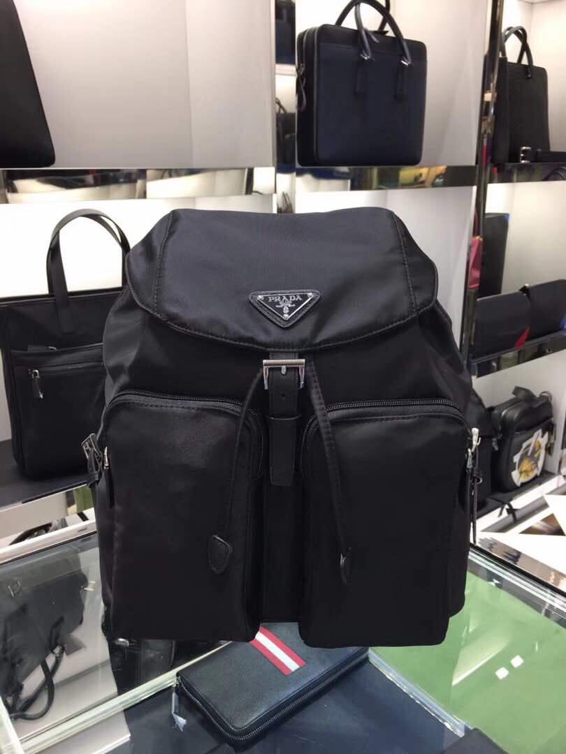 Мужской рюкзак Prada