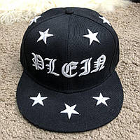 Baseball Cap Philipp Plein Sheen Black, фото 1