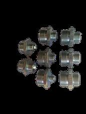 Штуцера под гидроузлы дюймовые (гидрораспределители,гидроцилиндры , дозаторы, клапаны и др.)
