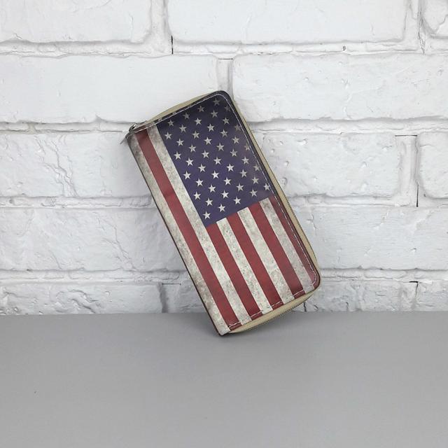 Кошелёк молодежный Американский флаг