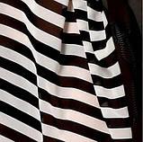 Парео пляжное в полоску - размер универсальный, фото 7