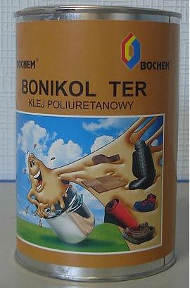 Клей полиуретановый Бониколь ТЭР (BONIKOL TER, десмоколл, банка) цвет белый