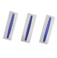 Набор пластиковых шпателей (3шт)