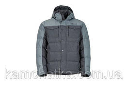 Пуховик мужской Marmot Fordham Jacket Cinder (1415), S