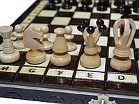 Деревянные шахматы (классические)