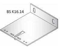 Фасадный алюминиевый кронштейн 160*140*40