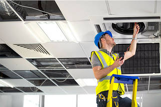 Услуги кондиционирования, вентиляции и электрификации