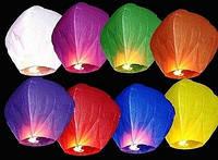 Небесный фонарик - купол (небесные фонарики желаний) - ОПТ