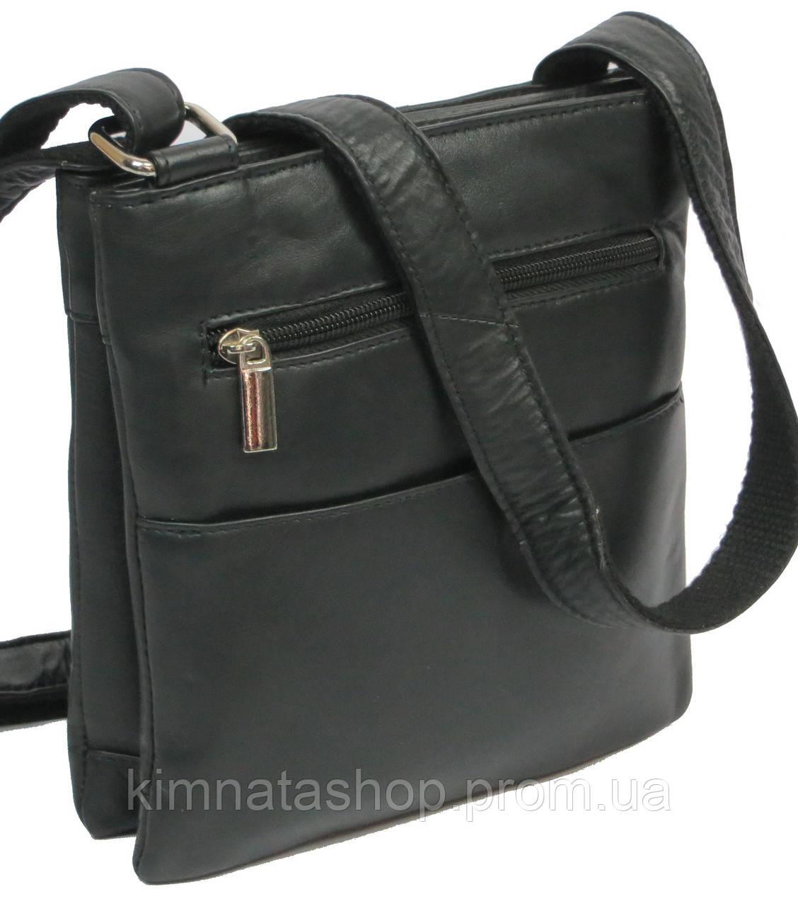e811a070f245 Мужская кожаная сумка для документов Always wild 108-1-spn 20х20х6 см.